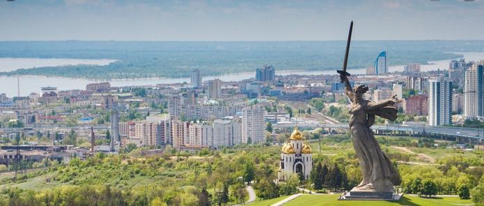 Военные части в Волгограде