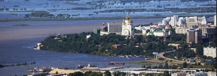 Военные части в Хабаровске