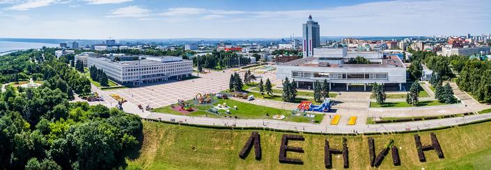 Военные части в Ульяновске
