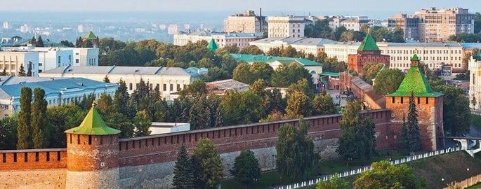 Военные части в Нижнем-Новгороде