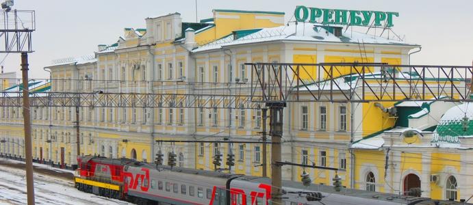Военные части в Оренбурге